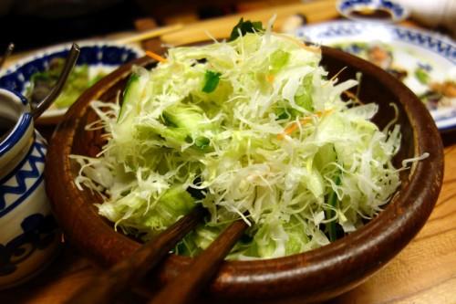 野菜食べ放題