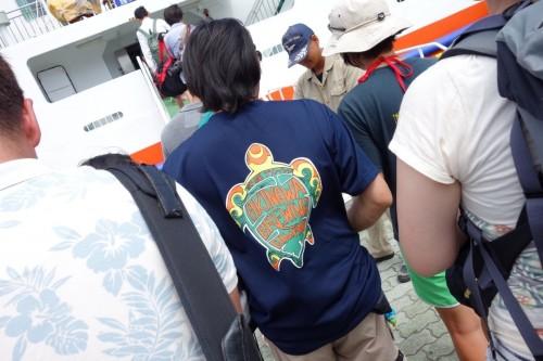 沖縄ブルワリーのTシャツ!