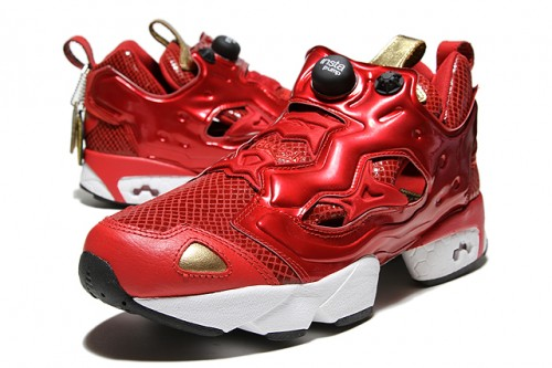 Reebok insta pump fury YEAR OF THE SNAKE