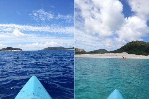 無人島へ!