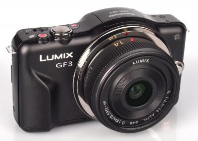 LUMIX GF3