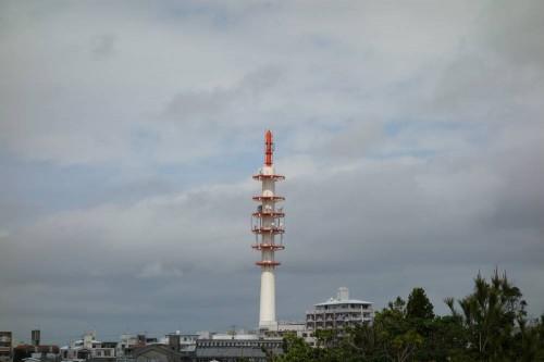 首里タワー?