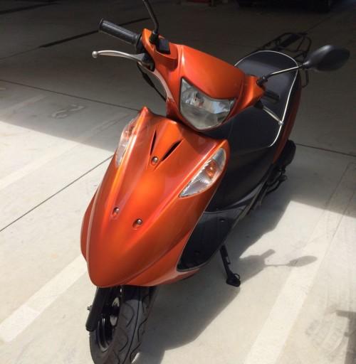 SUZUKI アドレス(125cc)