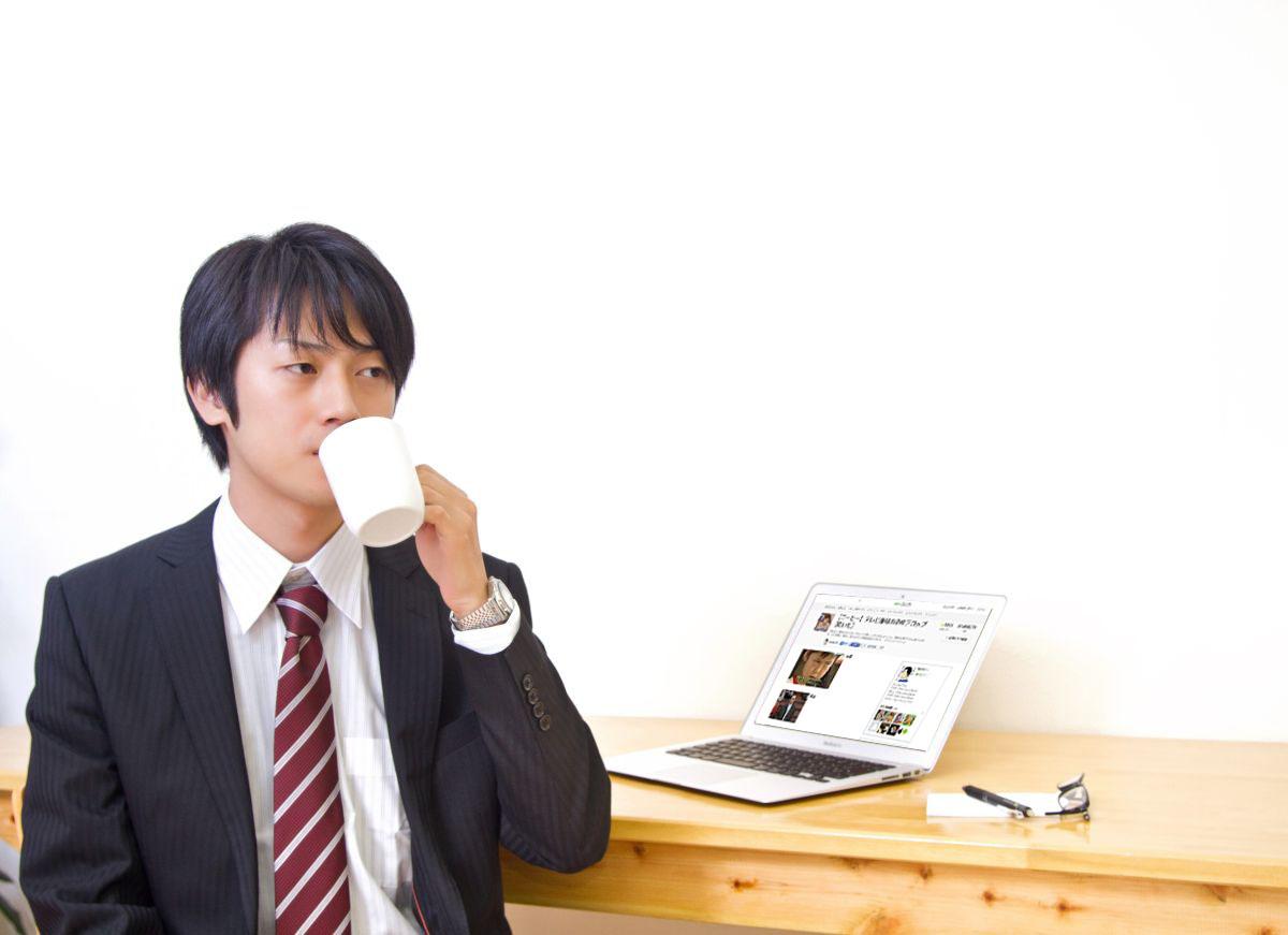 コーヒー吹くか?