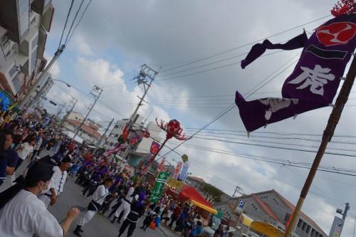 琉球王朝祭り首里