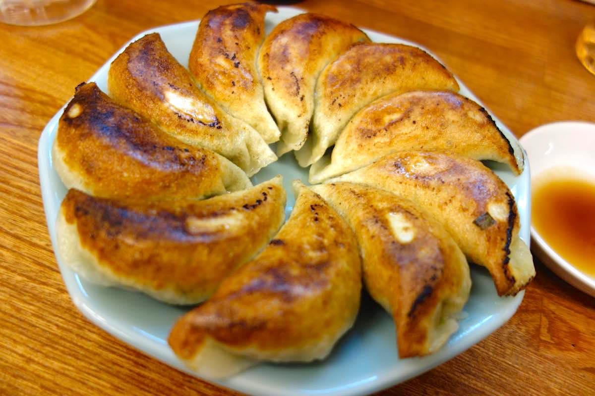 平塚の餃子