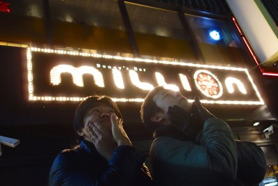 ミリオン最高!