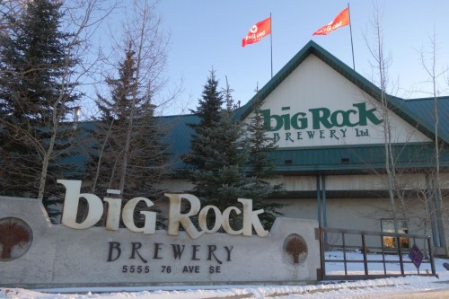 Big Rock Brewery