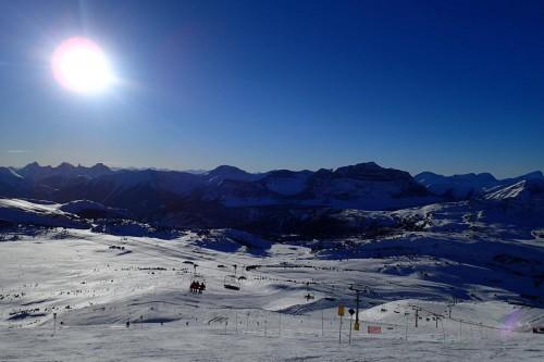 最高のスキー場