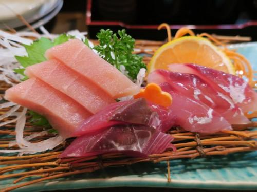 島魚のお刺身