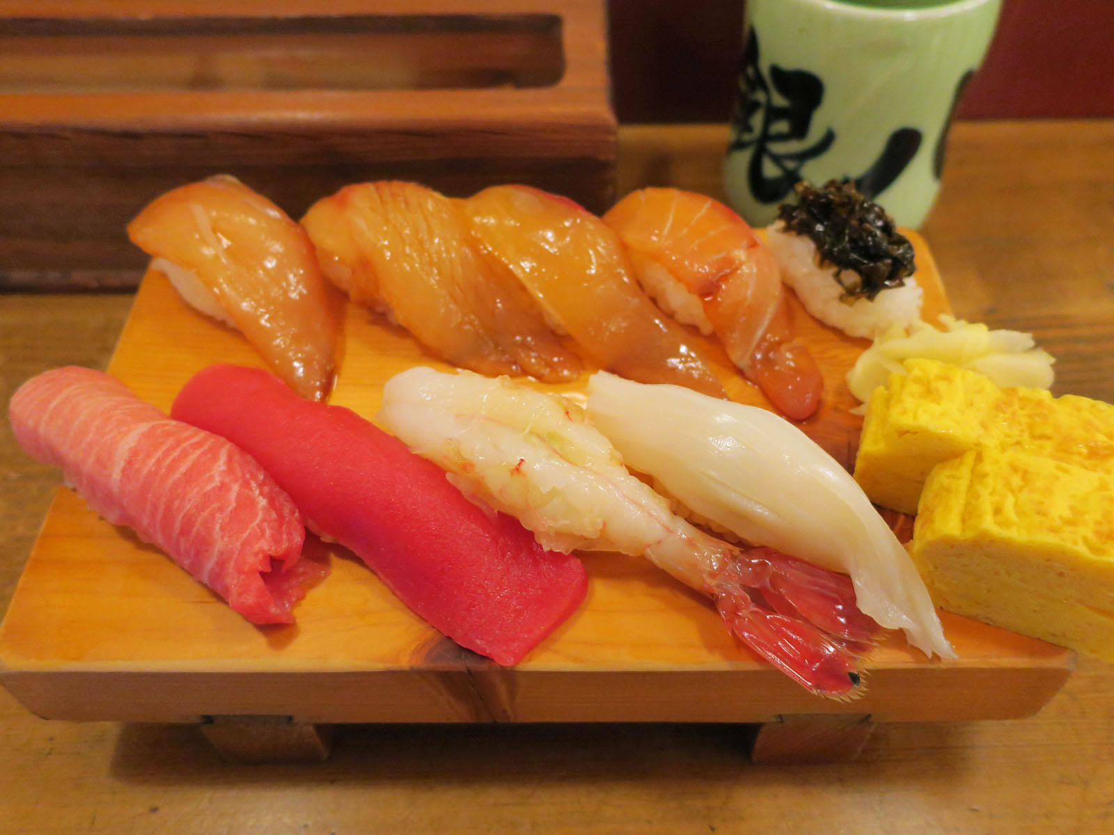 江戸前+島寿司
