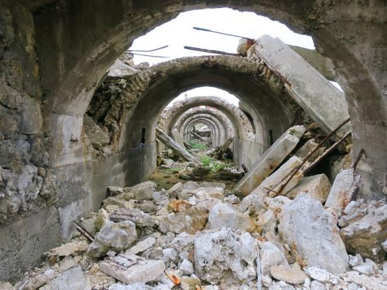 トロッコのトンネル 2