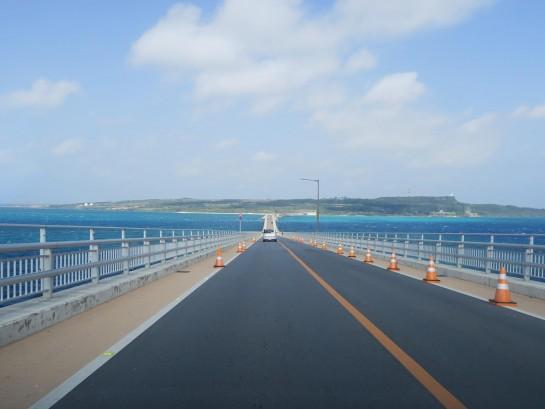伊良部島へ