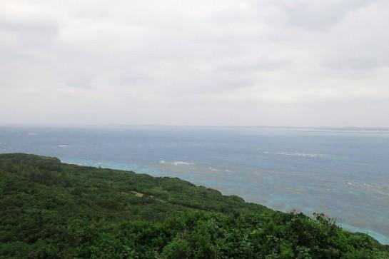 牧山展望台からの眺め