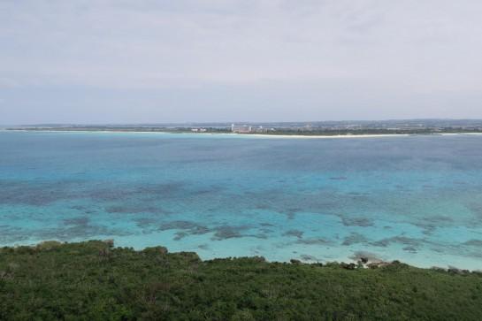 竜宮展望台からの眺め