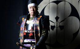 サムライアーマーフォトスタジオで甲冑を着て写真を撮ってきた!