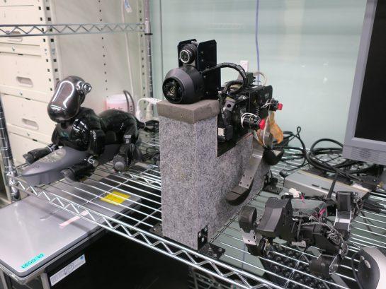 ロボットと脳の研究