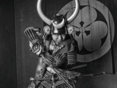 黒田長政 モノクロ