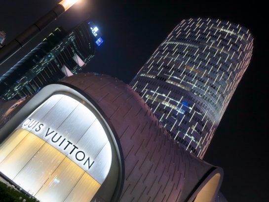 上海 L'Avenue 外観