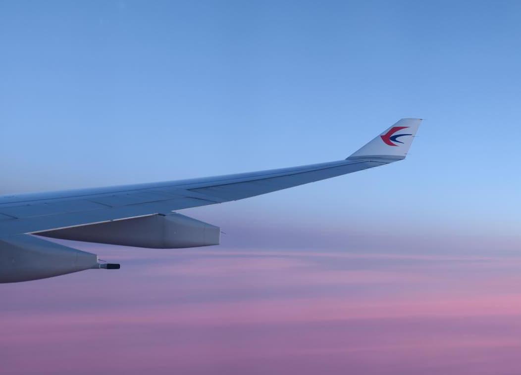 中国東方航空の旅