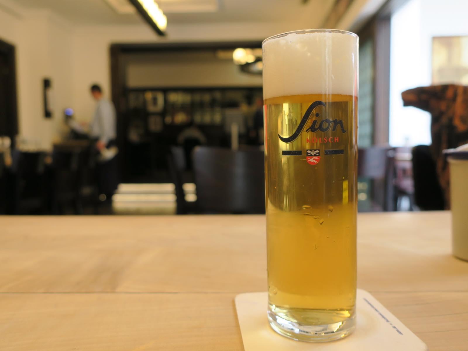 ドイツビール2杯目