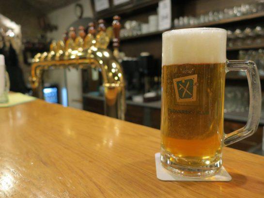 クラフトビールのピルスナー