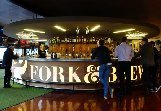 FORK&BREWERY