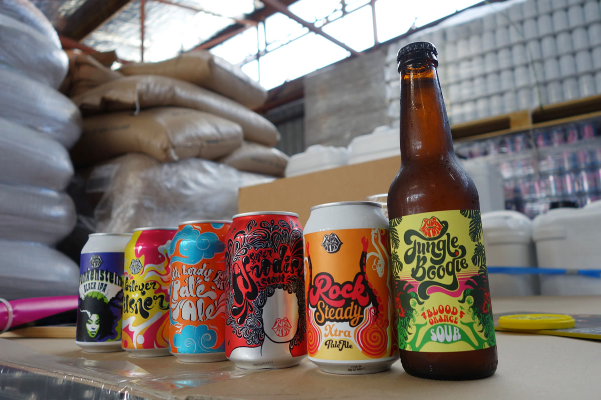 Funk Estate Beers