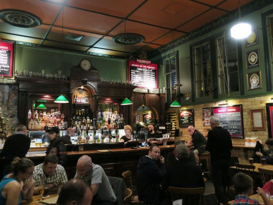 GALBRAITH'S ALE HOUSE