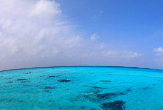 沖縄の海!