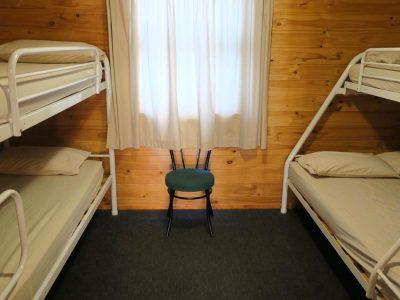 ベッドがたくさん
