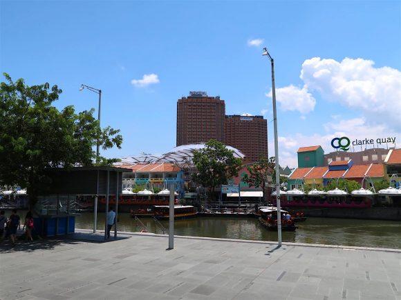 シンガポール クラーク・キー