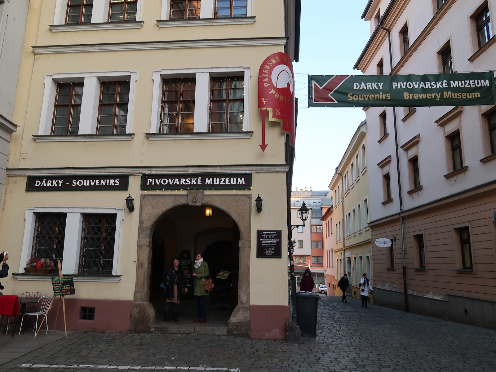 Brewery museum