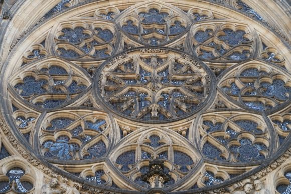 聖ヴィート大聖堂のステンドグラス