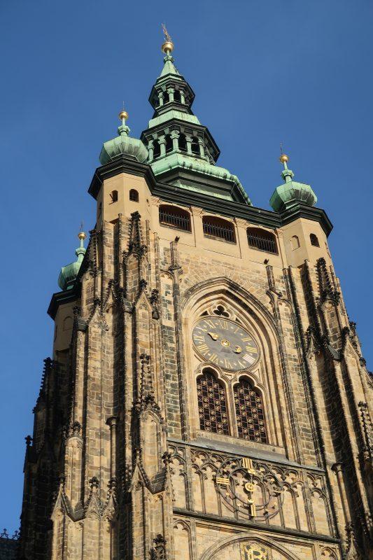 聖ヴィート大聖堂の時計