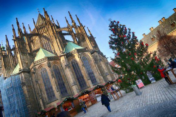 クリスマスの大聖堂