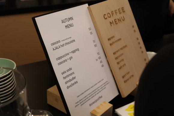 ONESIP COFFEE メニュー
