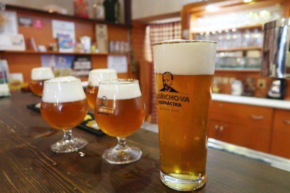 スメタナ印のビール