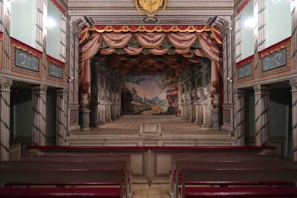 演劇の舞台