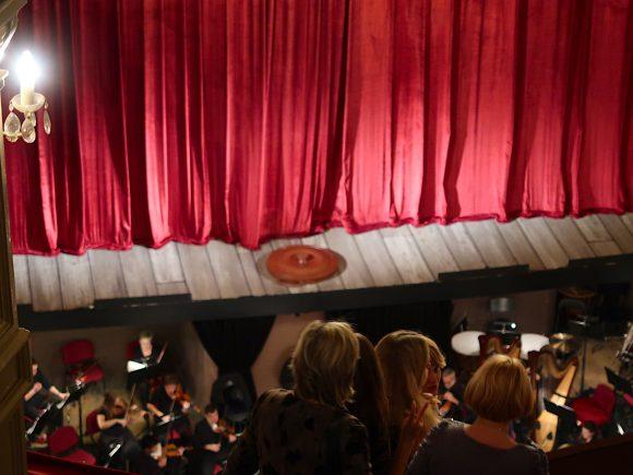 Mahen Theatre でオペラ