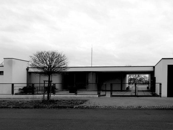 トゥーゲントハット邸入口