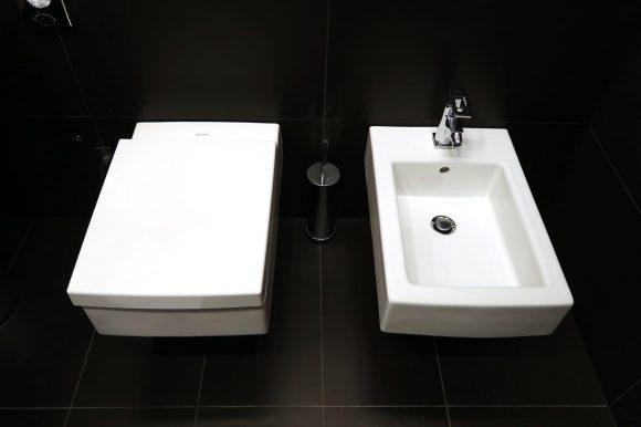 海外のトイレ