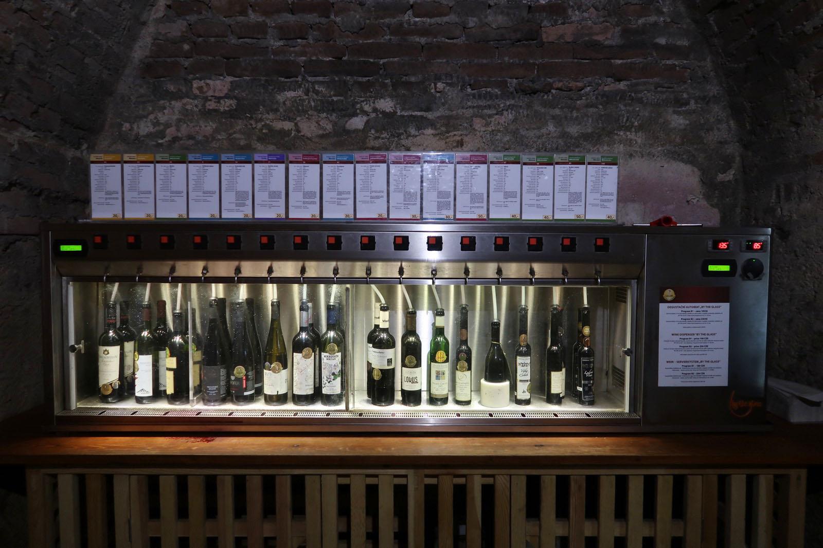 別料金のワイン