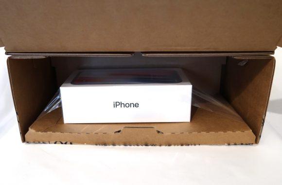 iPhoneX、届いた