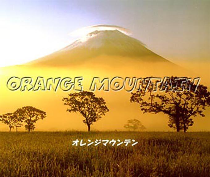 オレンジマウンテン