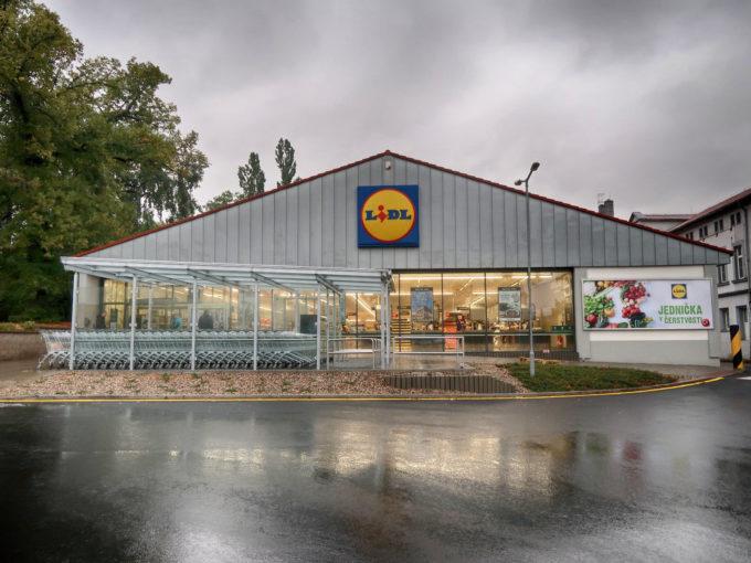 チェコのスーパー