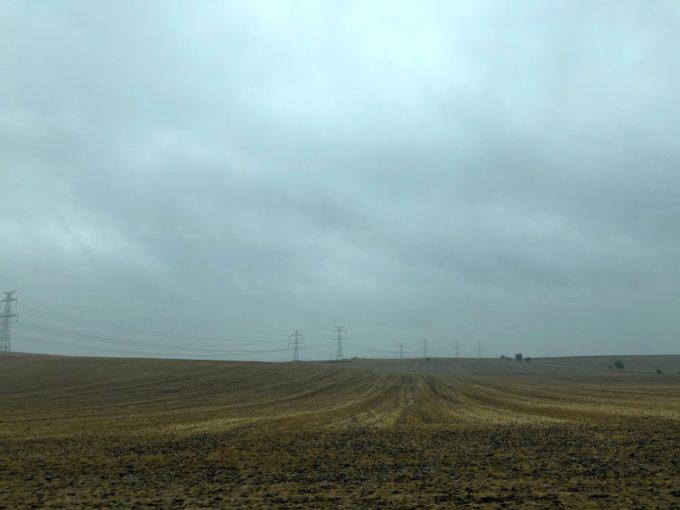 チェコの田園風景