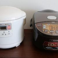 炊飯器を約20年ぶりに買い替えてみた「象印 極め炊き」レビュー