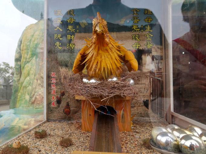 金の卵を生む機械