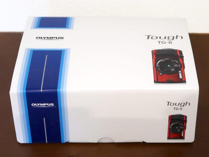 OLYMPUS Tough TG-6 箱